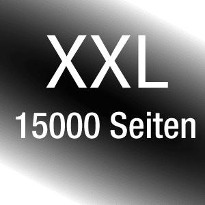 Toner Schwarz XXL 15000