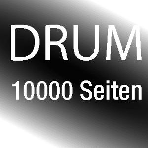 Bildtrommel 10000 Seiten