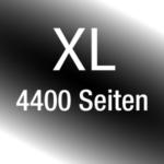 Black XL 4400